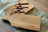 Personalised Cheeseboard with Cheese knife set