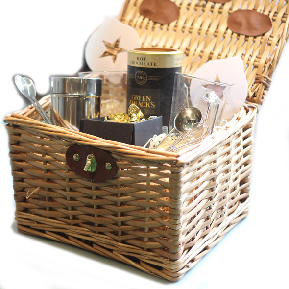 Personalised Green and Blacks Hot Chocolate Hamper