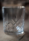 Personalised Engraved Crystal Whisky Tumbler