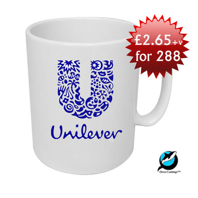 Personalised Promotional Durham Mugs