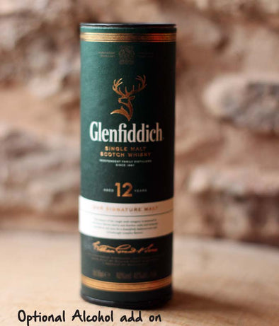 Miniture of Glenfiddich Whisky