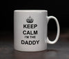 Personalised Keep Calm Mug - PersonalisedGoodies.co.uk