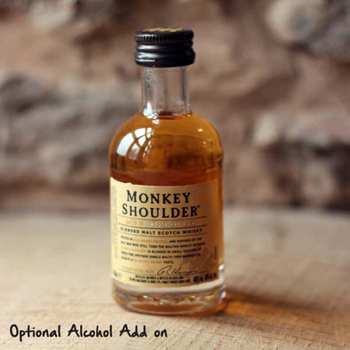 Miniture of Shoulder Monkey Whisky