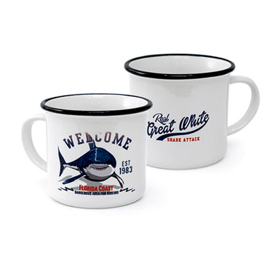 Personalised Promotional Enamel Mugs
