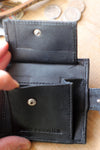 Personalised Mens Leather Wallet - PersonalisedGoodies.co.uk