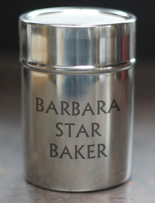 Personalised Star Baker Shaker - PersonalisedGoodies.co.uk