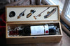 Wine Gift Set Box, includes a choice of wine.