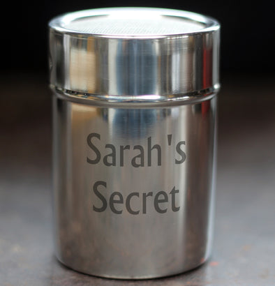Personalised Chocolate Shaker - PersonalisedGoodies.co.uk