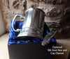 personalised tankard with silk box