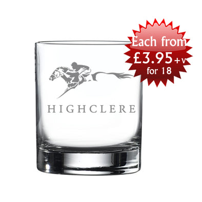 Personalised Glass Tumblers