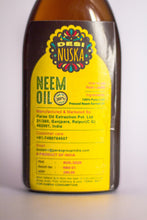 Load image into Gallery viewer, Desi Nuska Cold Pressed Neem Kernel Oil - 100ml