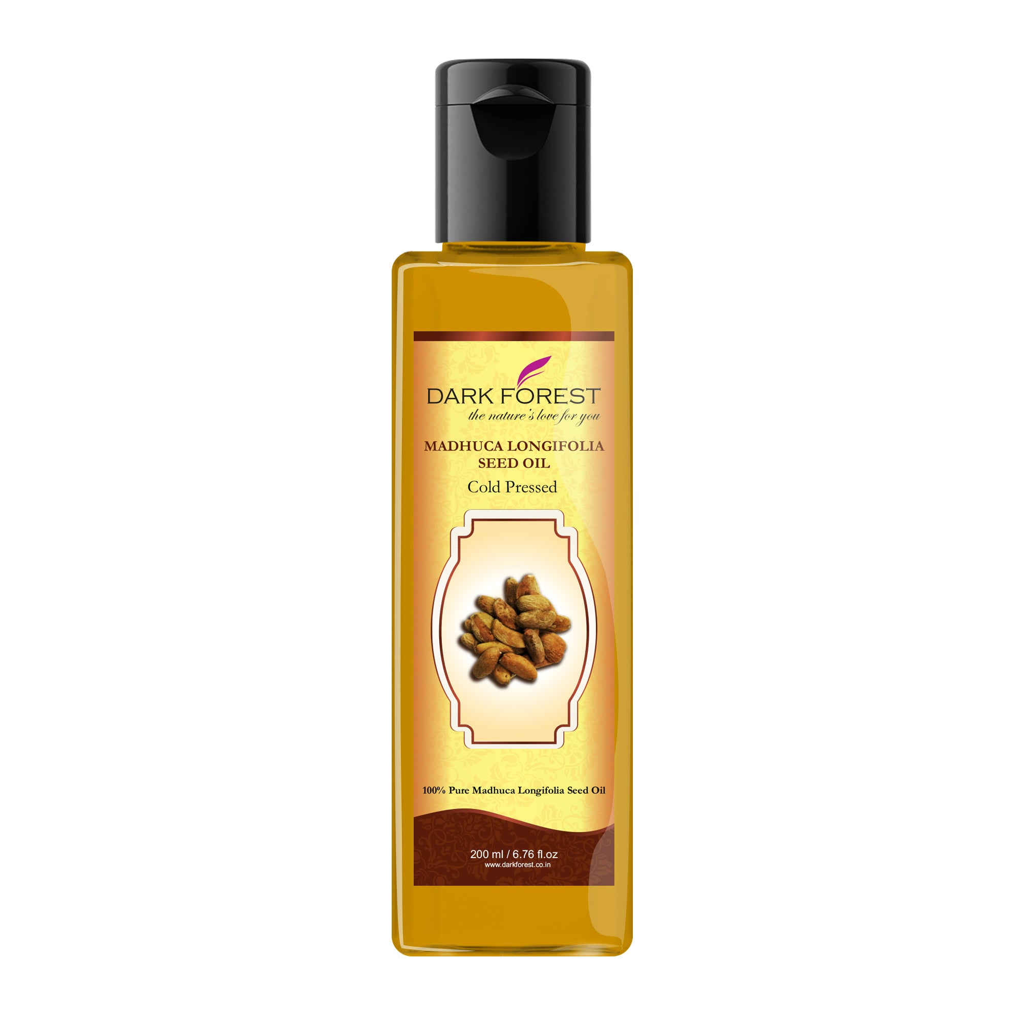 Dark Forest Cold Pressed Madhuca Longifolia Seed Oil