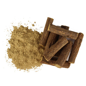 Mulethi | Licorice | Liquorice | Glycyrrhiza Glabra | Yashtimadhu Powder | Dark Spot Reduction