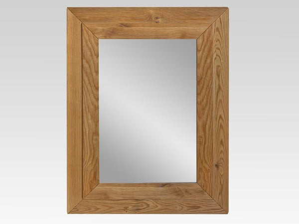 Di Marco Oak Wall Mirror
