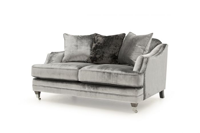 Belvedere 2 Seater Fabric Sofa with 3 Seater Scatter Cushions - ImagineX Furniture & Interiors