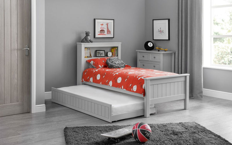 Julian Bowen Maine Underbed - Dove Grey - ImagineX Furniture & Interiors