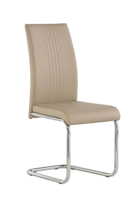 Monaco Contemporary Dining Chair In 7 Colours (Set of 2) - ImagineX Furniture & Interiors