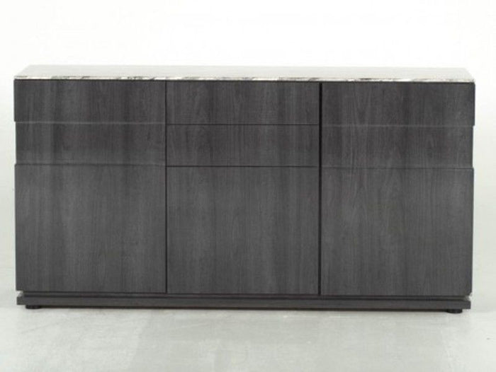 Donatella Grey Marble Sideboard - ImagineX Furniture & Interiors