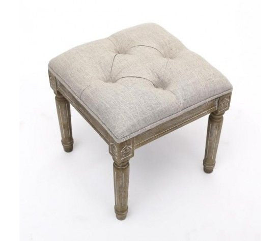 Taji Single Footstool - ImagineX Furniture & Interiors