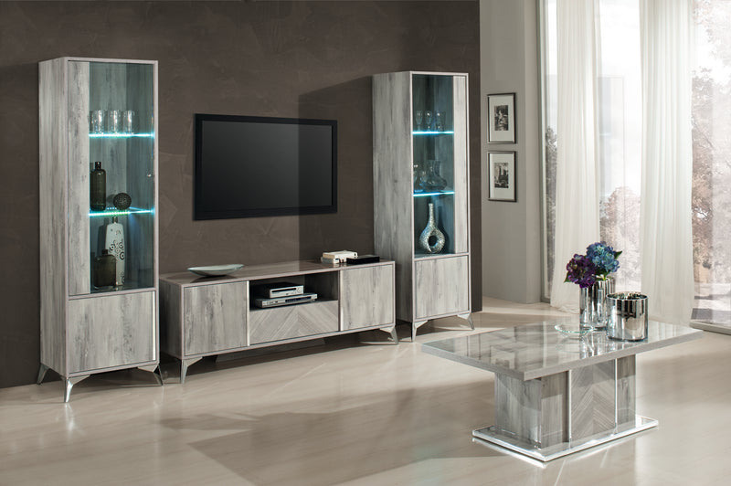 Alexa Grey Marble Effect Italian Range - ImagineX Furniture & Interiors