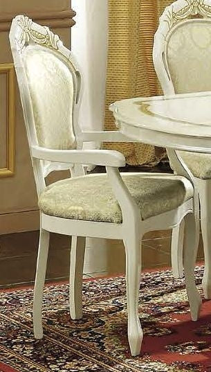 Leonardo Italian Dining Armchair (Pair) - ImagineX Furniture & Interiors