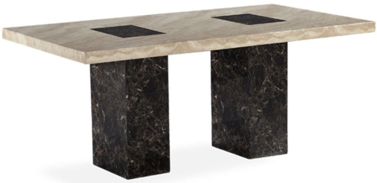 Bilbao 180cm Marble Dining Table