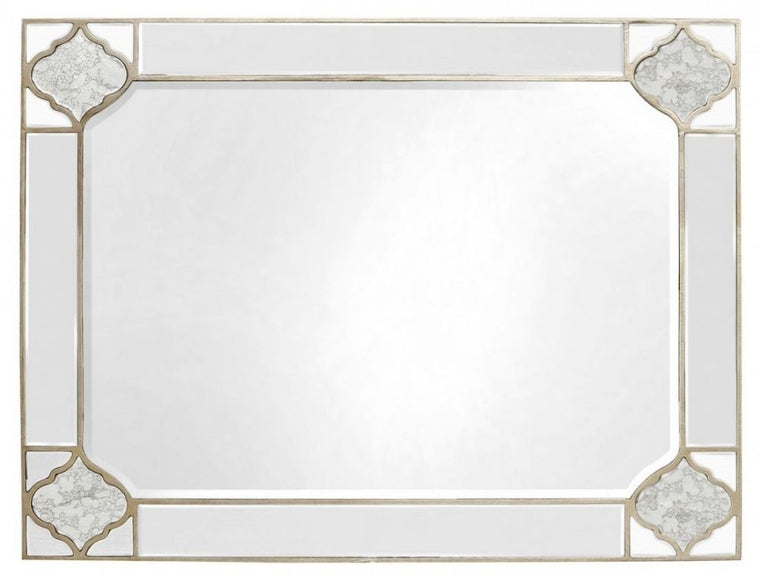 Marrakech Antique Wall Mirror - 120cm