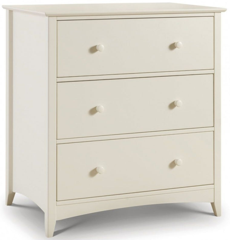 Julian Bowen Cameo 3 Drawer Changing Station
