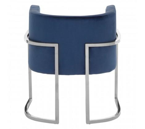 Eliza Dining/Accent Chair - Blue