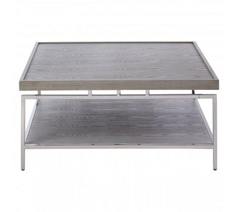 Kensington Townhouse Silver Coffee Table