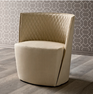 Ambra Easychair Daytona Leather Chair