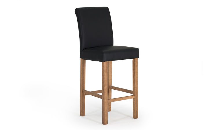 Carlton Bar Stool - Black