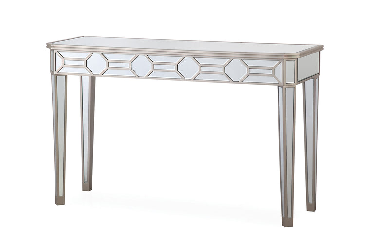 Rosa Mirror Console Table