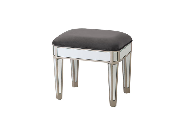 Rosa Mirror Dressing Stool