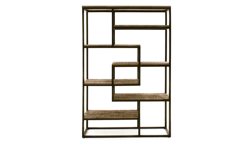 Savannah Bookcase - Tall Wide - ImagineX Furniture & Interiors