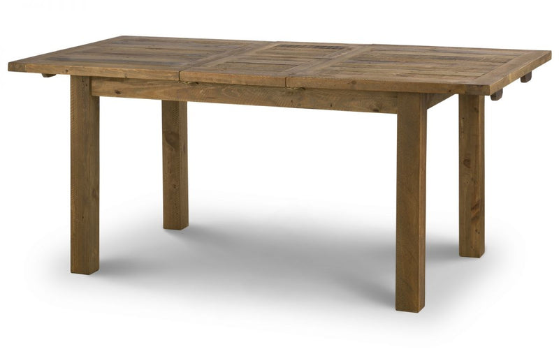 Aspen Rough Sawn Dining Table & 6 Chairs - ImagineX Furniture & Interiors