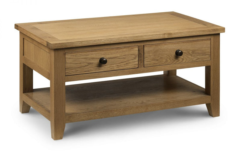 Julian Bowen Astoria Coffee Table - ImagineX Furniture & Interiors