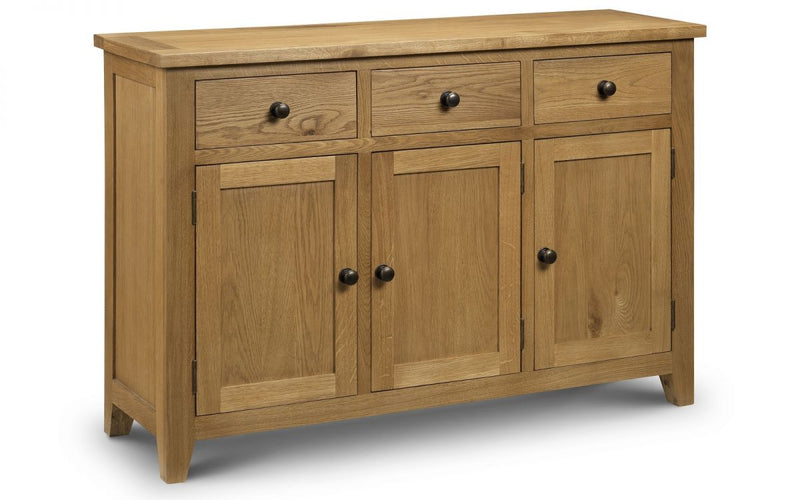 Julian Bowen Astoria Sideboard - ImagineX Furniture & Interiors