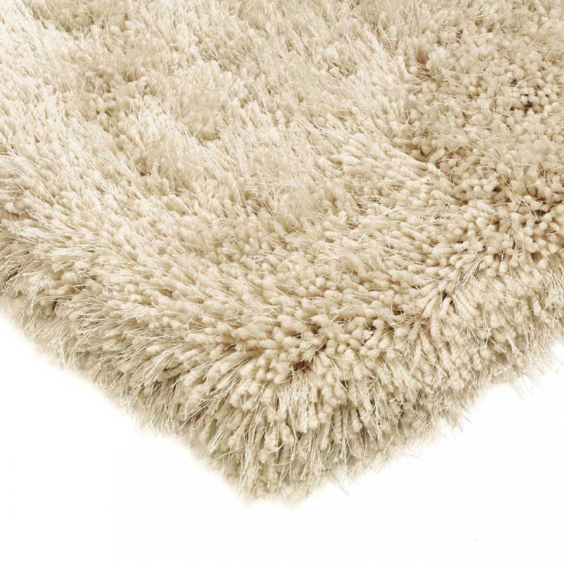 Cascade Cream Luxury Polyester Rug by Asiatic - ImagineX Furniture & Interiors