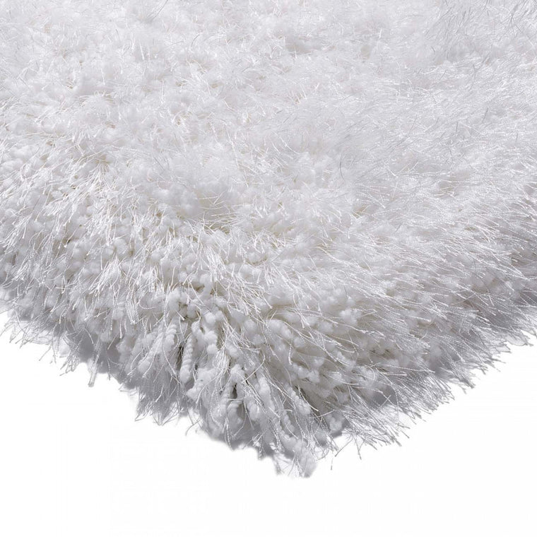 Cascade Powder Luxury Polyester Rug by Asiatic