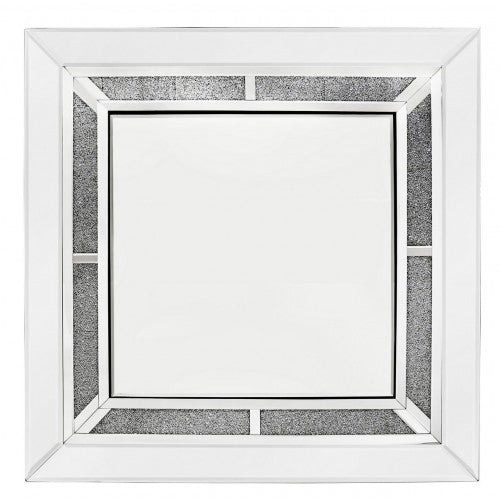 Large Rome Wall Mirror (90cm) - ImagineX Furniture & Interiors