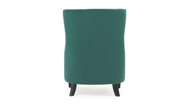 Portia Velvet Accent Chair