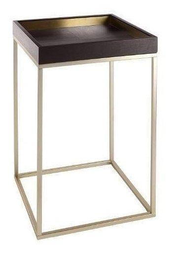 RV Astley Alyn Chocolate Wooden Side Table