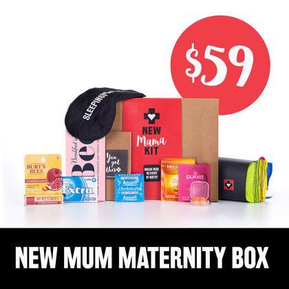 New Mum Maternity Gift Box