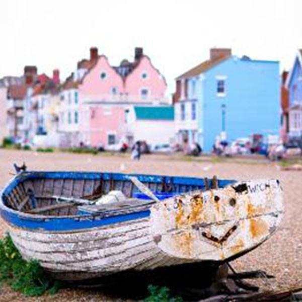 STAYCATION - THORPENESS & ALDERBURGH