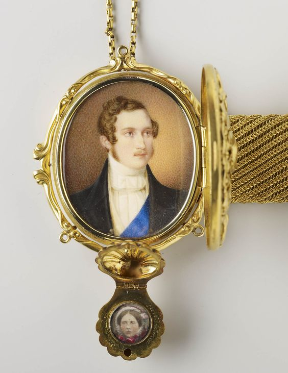 Prince Albert Locket