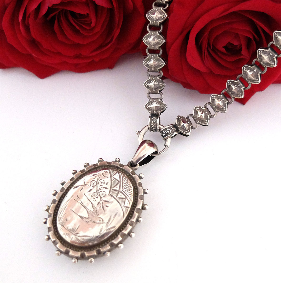 Mourning Locket
