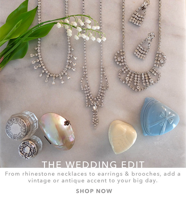 Vintage Wedding Jewellery