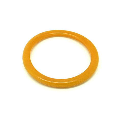 RESERVED - Vintage 1930s Butterscotch Bakelite Bangle