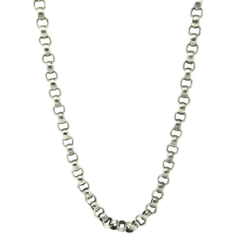 Long 9ct Yellow Gold Chain - 76cm / 30""